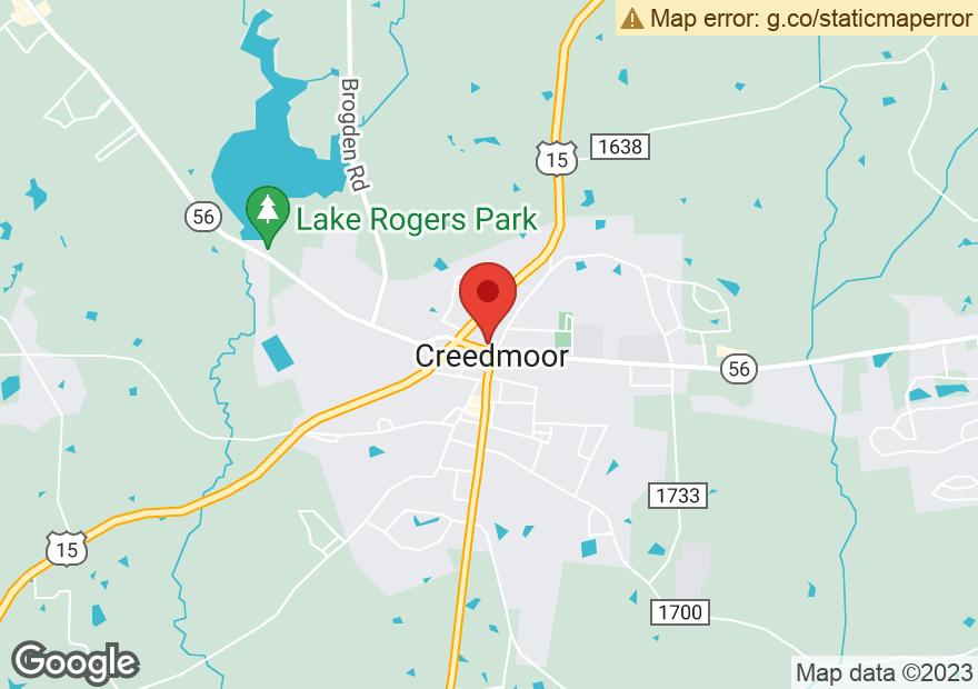 Google Map of 703 N MAIN ST