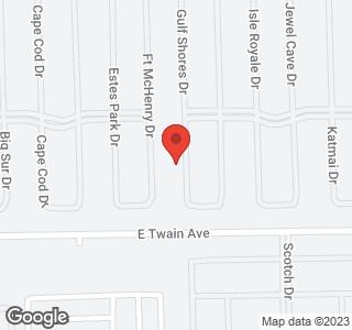3639 Gulf Shores Drive