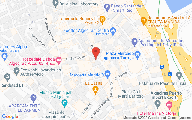 Administración nº9 de Algeciras