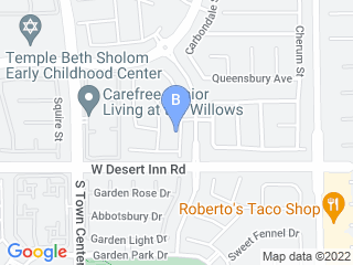 Map of Superstar Pet Services Dog Boarding options in Las Vegas | Boarding
