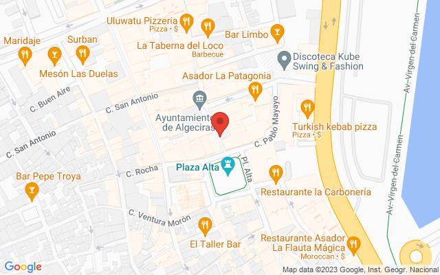 Administración nº5 de Algeciras