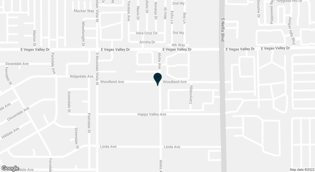 4795  Woodland Avenue Las Vegas NV 89121