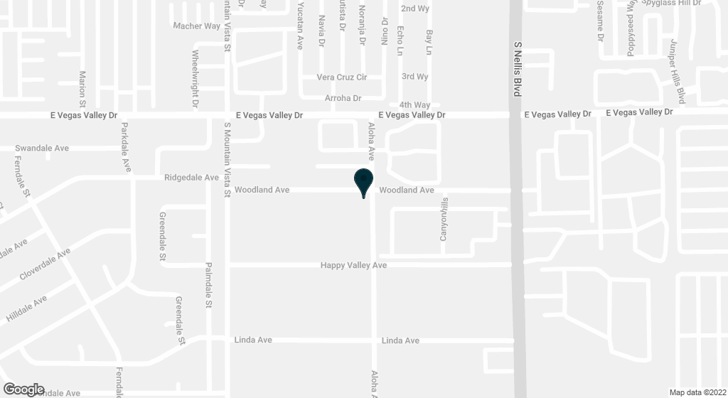 4793  Woodland Avenue Las Vegas NV 89121