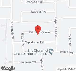 1643 Palma Vista Ave