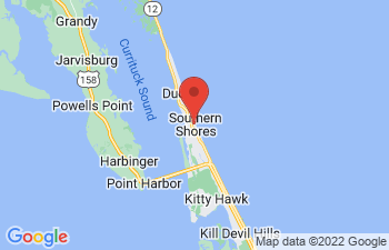 Map of Southern Shores