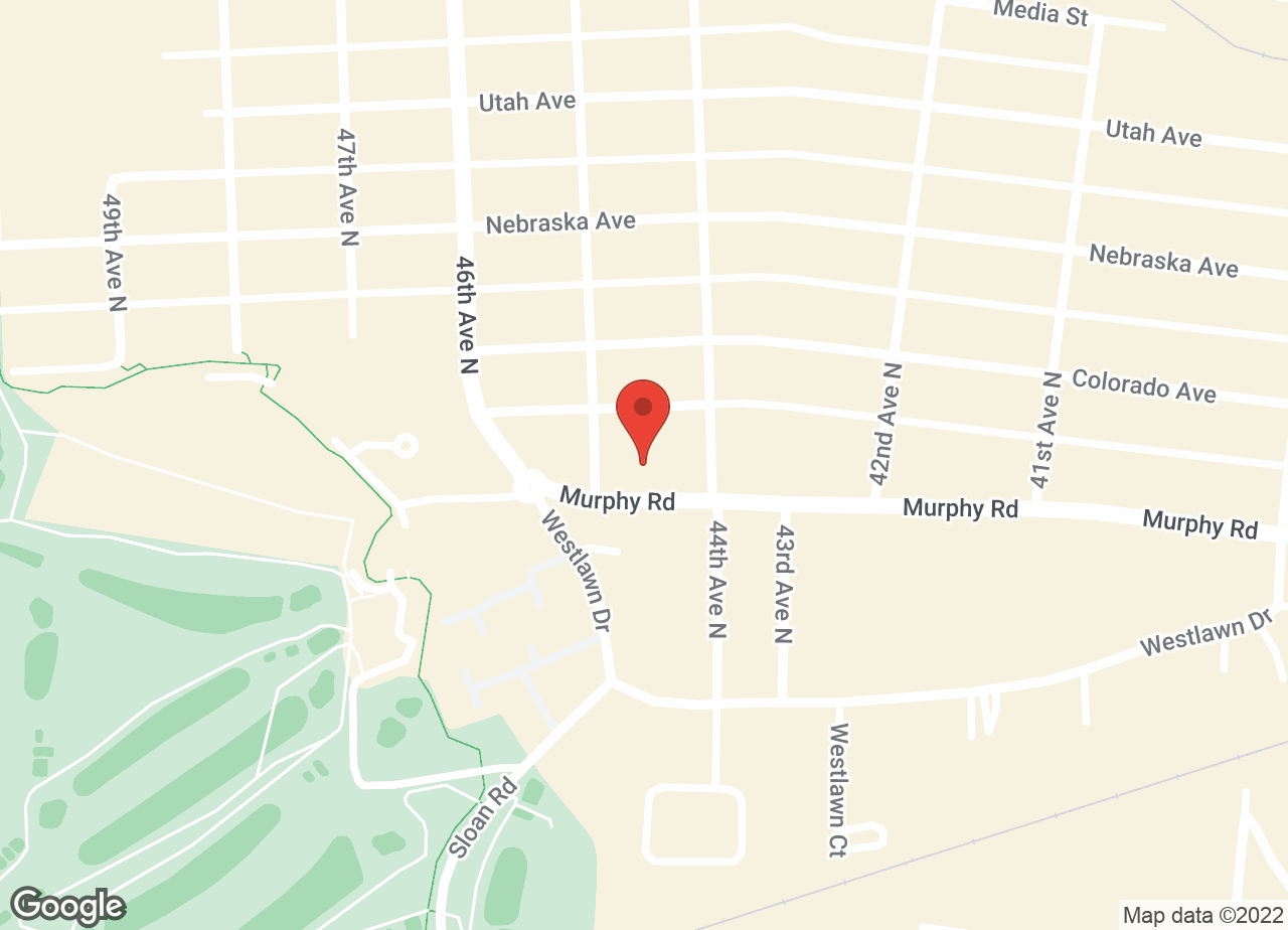 Google Map of VCA Murphy Road Animal Hospital