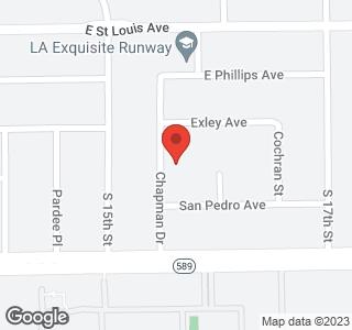 2301 Chapman Drive