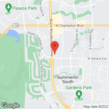 Map of buybuy BABY at 2315 Summa Drive, Las Vegas, NV 89135