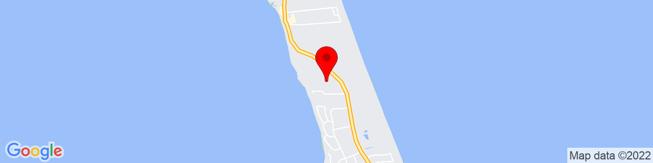 Google Map of 36.153775, -75.7457398