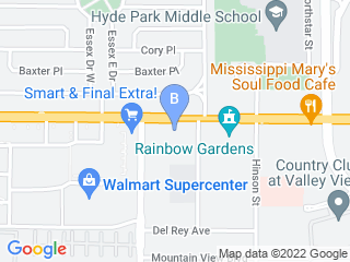 Map of A Dogs Best Friend Dog Boarding options in Las Vegas | Boarding
