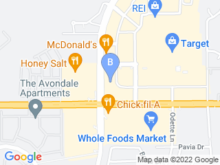 Map of Animal Hospital at Boca Park Incorporated Dog Boarding options in Las Vegas | Boarding