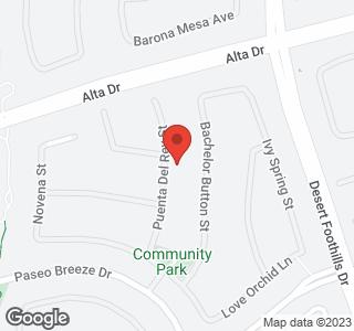 536 Puenta Del Rey Street
