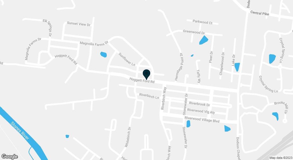 3741 Hoggett Ford Road Lot 6 Hermitage TN 37076