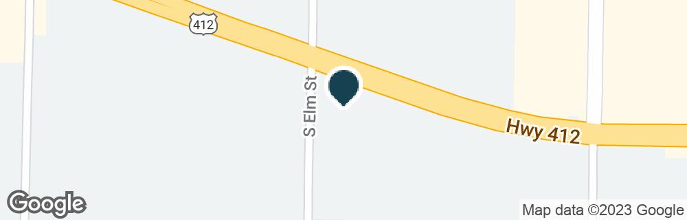Google Map of440 HIGHWAY 412 W
