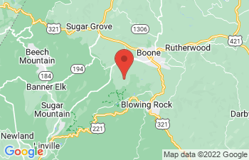 Map of Boone