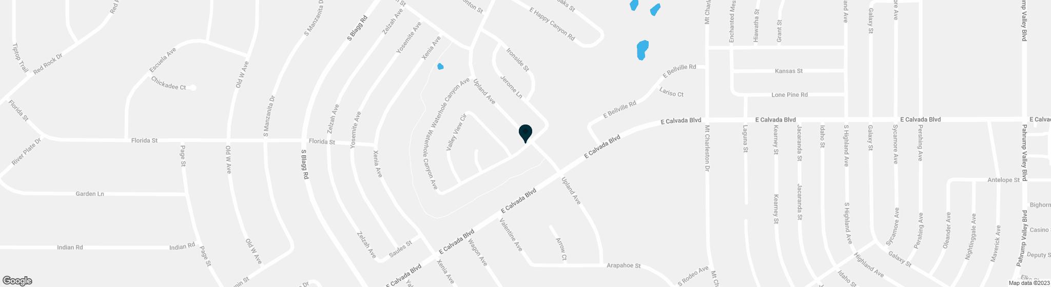 260 East Keystone Avenue Pahrump NV 89048