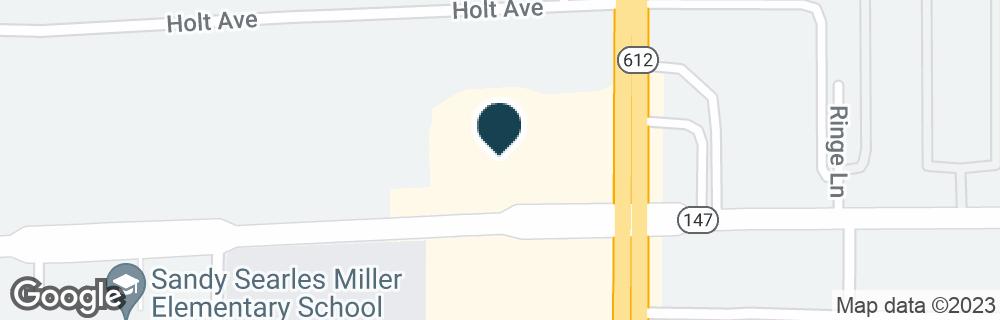 Google Map of5082 E LAKE MEAD BLVD