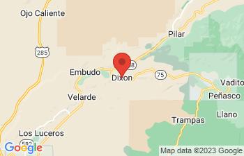 Map of Dixon