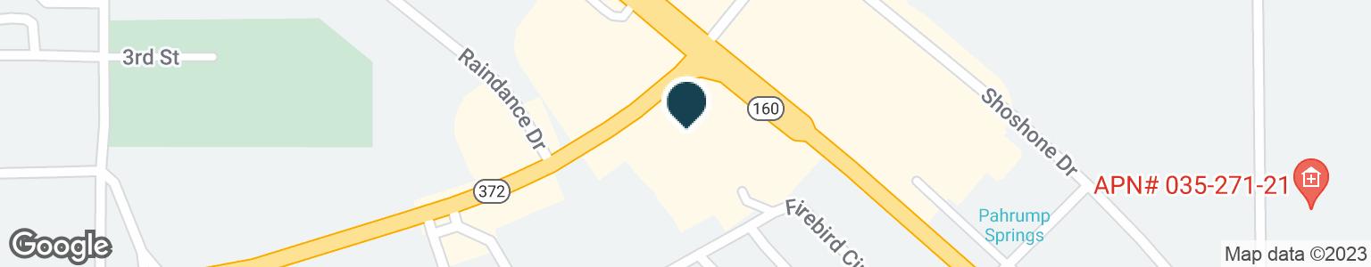 Google Map of770 S HIGHWAY 160