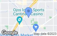 Map of North Las Vegas, NV