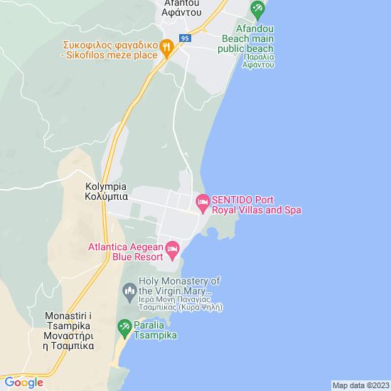 Eden Village Myrina Beach