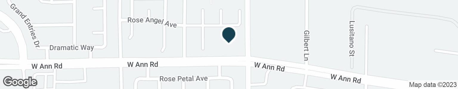 Google Map of6820 W ANN RD