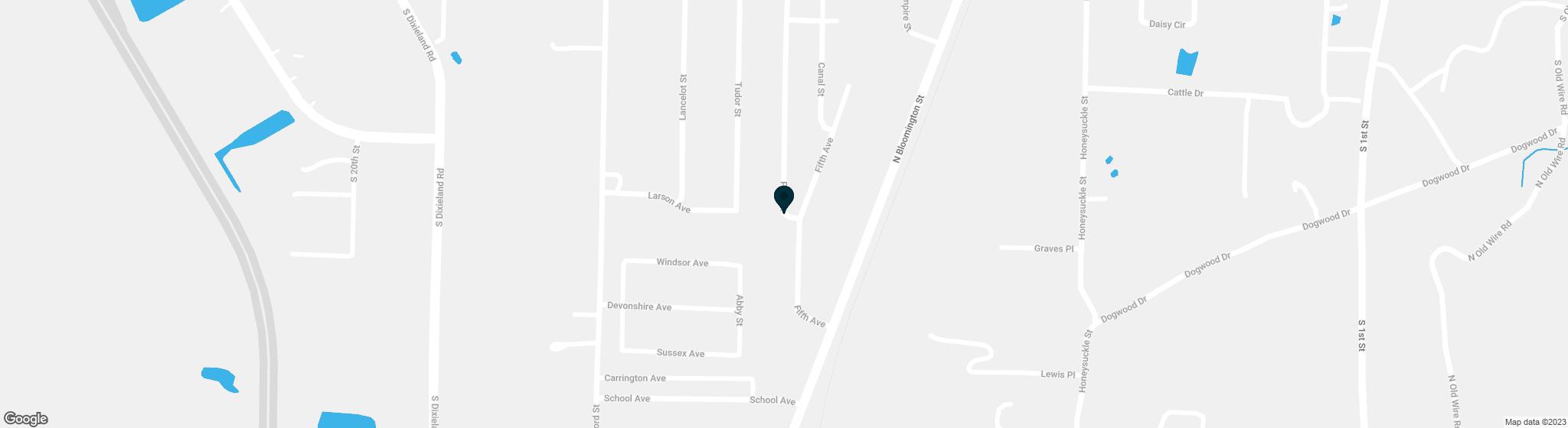 1406  Park Street Lowell AR 72745