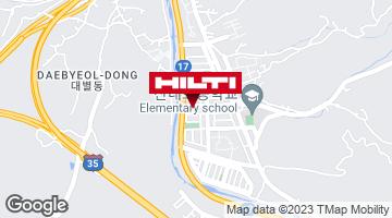 Get directions to 대전동구낭월473