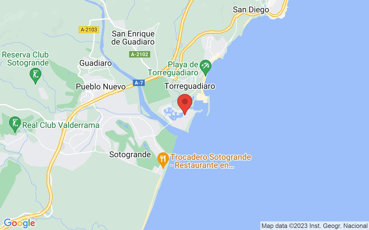 Penthouse in Ribera Del Delfin Sotogrande Marina