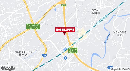 Get directions to 佐川急便株式会社 佐久店