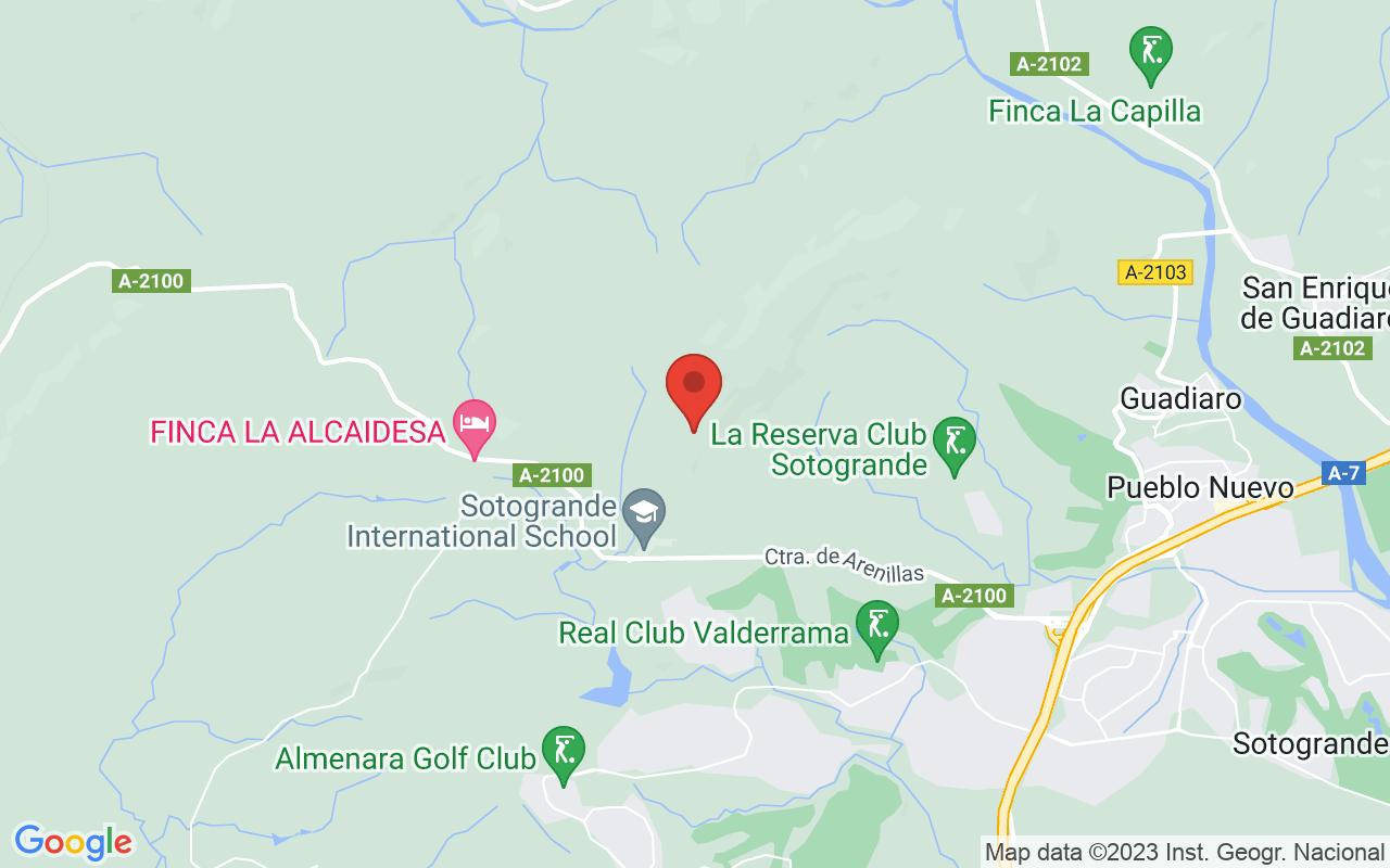 Lujosa villa sobre plan La Reserva de Sotogrande