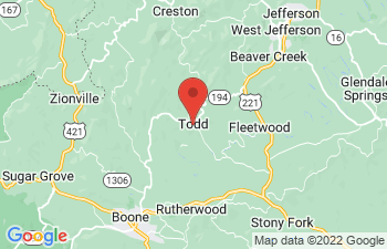 Map of Todd