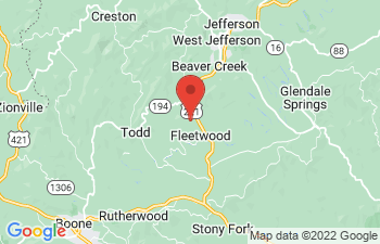 Map of Fleetwood