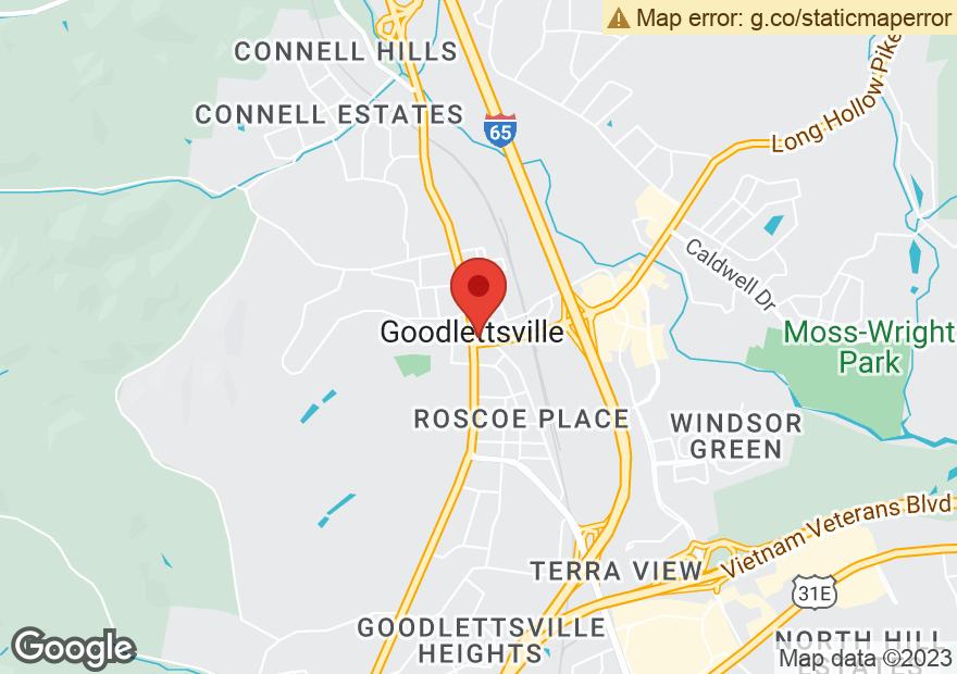 Google Map of 101 N MAIN ST