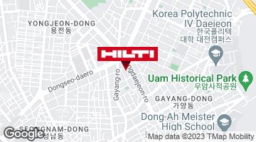 힐티코리아 ㈜ 대전영업소