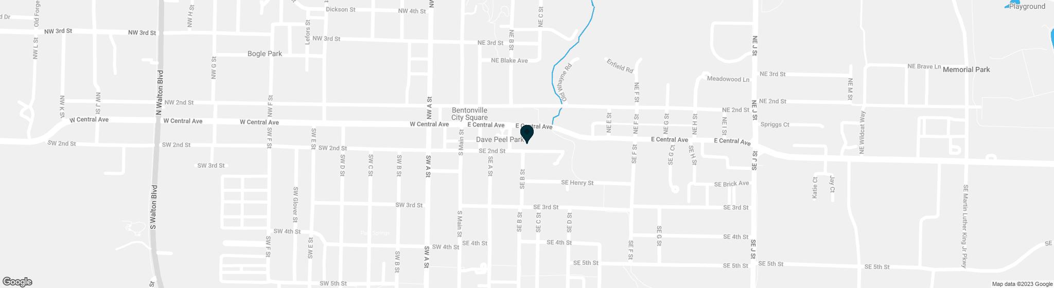 301 SE 2nd Street Bentonville AR 72712