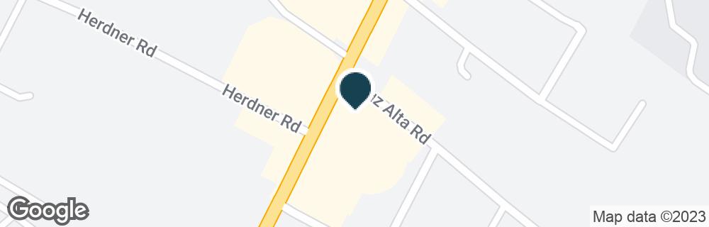 Google Map of811 PASEO DEL PUEBLO SUR