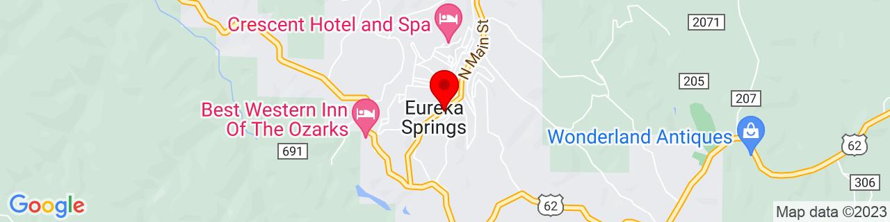 Google Map of 36.4011825, -93.7379711