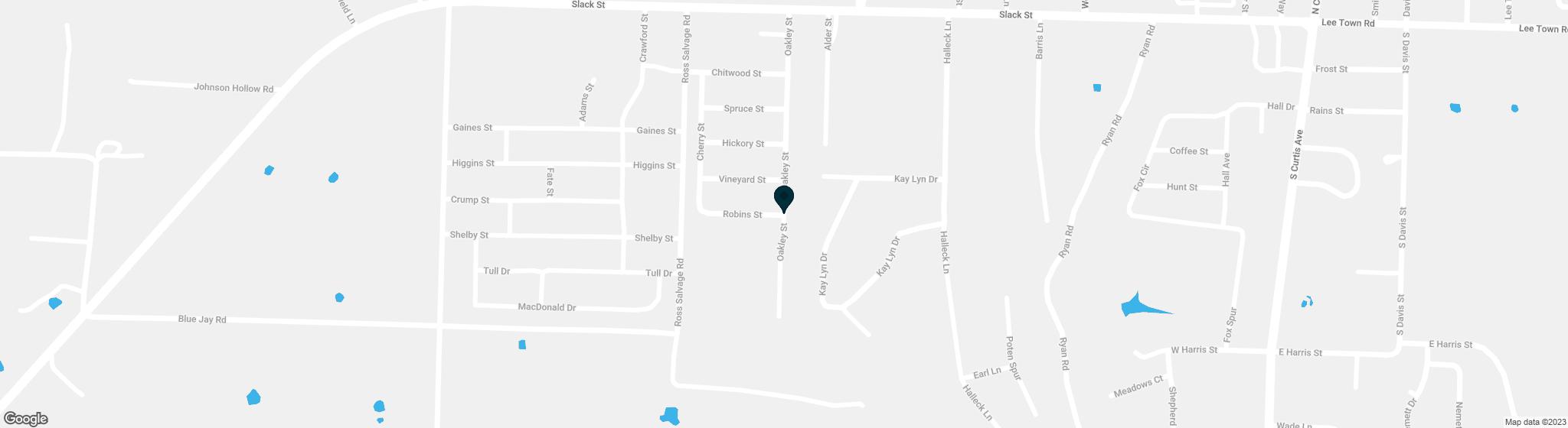 609  Oakley Street Pea Ridge AR 72751