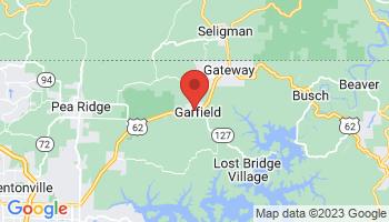 Map of Garfield