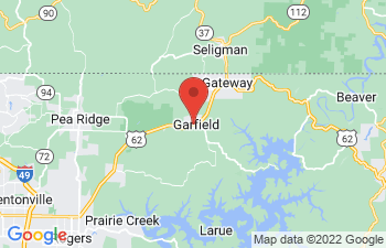 Map of Garfield