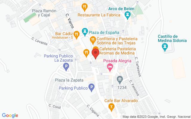 Administración nº2 de Medina Sidonia