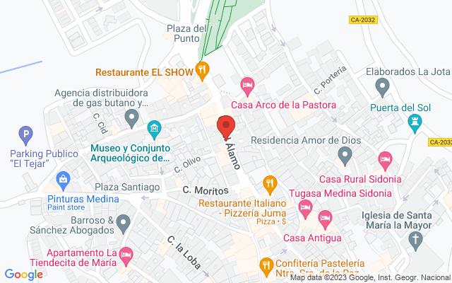 Administración nº1 de Medina Sidonia