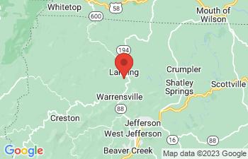 Map of Lansing
