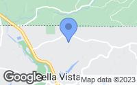 Map of Bella Vista, AR
