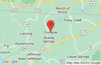 Map of Crumpler