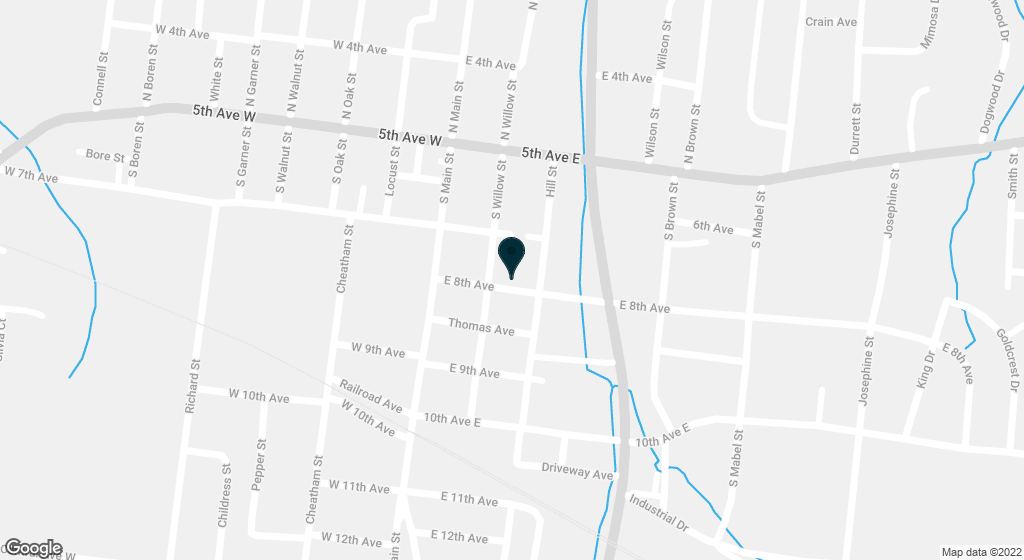 208A 8th Ave Springfield TN 37172