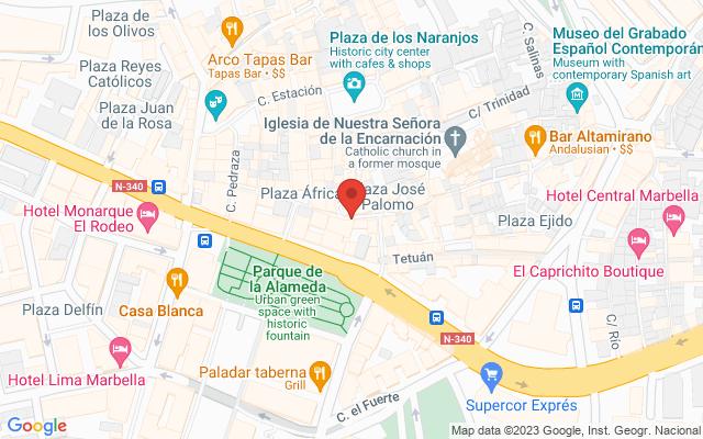 Administración nº2 de Marbella