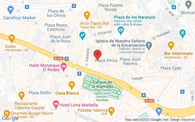 Administración nº9 de Marbella