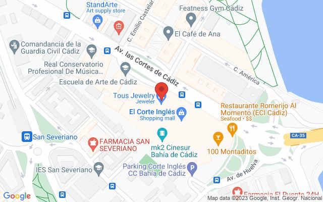 Administración nº16 de Cádiz